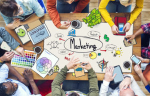 Marketing and translations